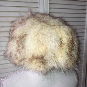 Accessories - Fur hat vintage